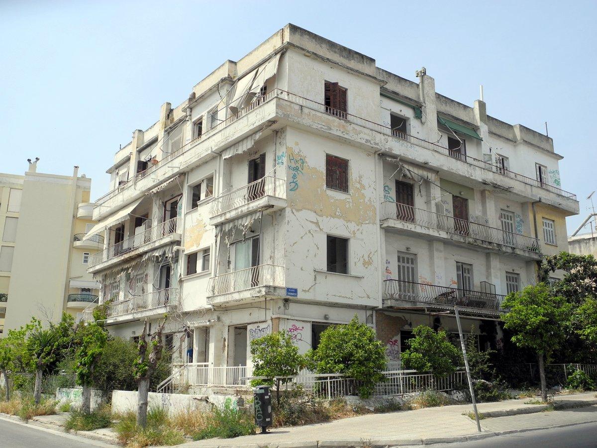 """Χαϊδάρι Σήμερα Τι σκοπεύει να κάνει ο Δήμος με """"το κτήριο - φάντασμα""""; Νομολογία υπάρχει, πολιτική βούληση όχι! 3"""