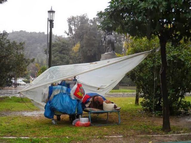 Χαϊδάρι Σήμερα Ο βαρύς χειμώνας απειλεί τη ζωή των Ελλήνων αστέγων 1
