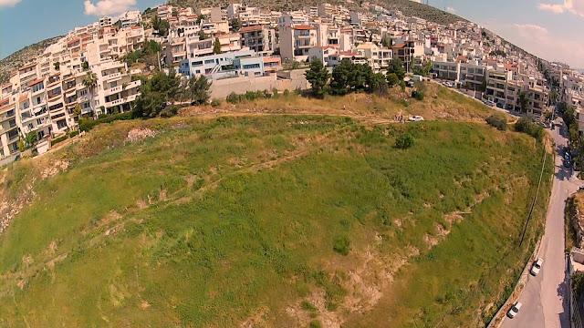Χαϊδάρι Σήμερα Η γένεση ενός μεγάλου δημοτικού πάρκου... ερήμην του Δήμου 2