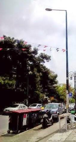Χαϊδάρι Σήμερα Ημίφως στους δρόμους του Χαϊδαρίου! Χρειαζόμαστε περισσότερο και φτηνότερο φωτισμό