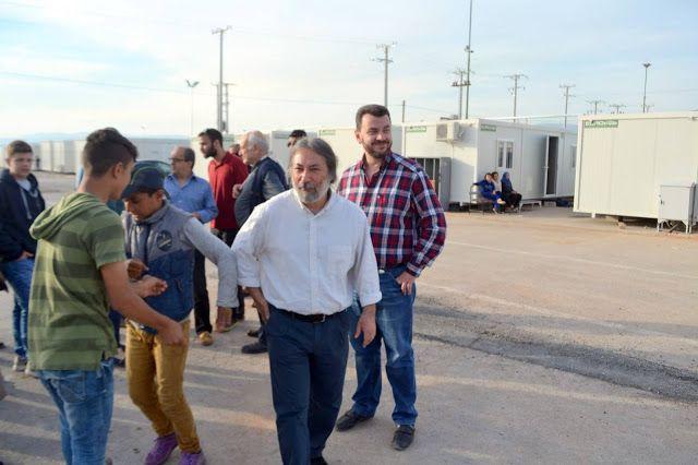Κέντρο Φιλοξενίας Προσφύγων Σκαραμαγκά