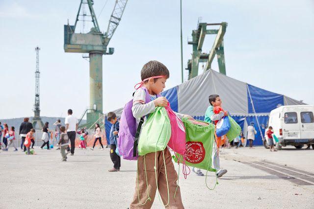 Χαϊδάρι Σήμερα Χτυπάει το πρώτο κουδούνι για τα προσφυγόπουλα στο Χαϊδάρι