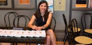 """Χαϊδάρι Σήμερα Η Νίκη Κούκου παρουσιάζει το βιβλίο της """"Θα με αγαπούσες για πάντα.. είχες πει"""" 3"""