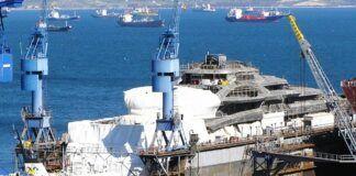 """Χαϊδάρι Σήμερα Κινεζικό ενδιαφέρον για """"χτίσιμο"""" κρουαζιερόπλοιων στον Σκαραμαγκά"""