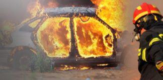 Χαϊδάρι Σήμερα Απανθρακωμένο άτομο σε αυτοκίνητο στον Σκαραμαγκά