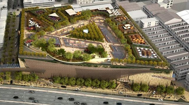 """Χαϊδάρι Σήμερα """"Πράσινο φως"""" για το γιγάντιο εμπορικό κέντρο """"Academy Garden"""" στη Λεωφόρου Κηφισού"""