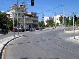 Χαϊδάρι Σήμερα Ολική κυκλοφοριακή αντιδρόμηση στην οδό Φλούντζη 2