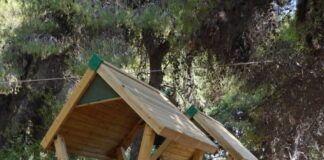 Χαϊδάρι Σήμερα Νέες εγκαταστάσεις δασικής αναψυχής στον Διομήδειο Κήπο 4