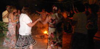 Χαϊδάρι Σήμερα Η γιορτή του Κλήδωνα στο Χαϊδάρι 11