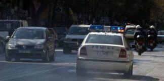 Χαϊδάρι Σήμερα Επεισοδιακή καταδίωξη κακοποιών στην Ιερά Οδό