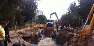 Χαϊδάρι Σήμερα Εντός του Αυγούστου αρχίζει το σκάψιμο στη Λ. Αθηνών -  Οι κυκλοφοριακές αλλαγές στο Χαϊδάρι
