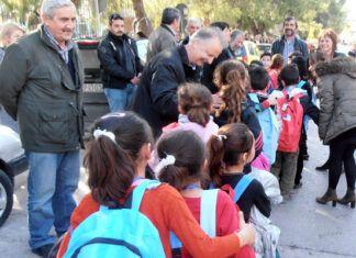 Χαϊδάρι Σήμερα Σε κανονικές τάξεις από φέτος τα προσφυγόπουλα - Κατανομή στο Χαϊδάρι 3