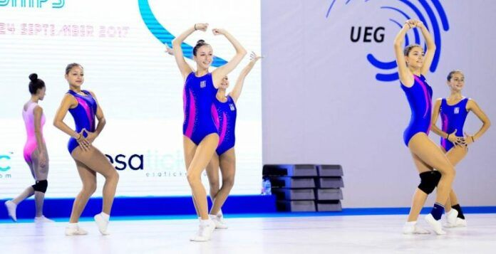 Χαϊδάρι Σήμερα Με Ε. Θεοδώρου και Νέα Παιδεία το Χαϊδάρι συμμετέχει στον τελικό του Πανευρωπαϊκού Αεροβικής Γυμναστικής 2