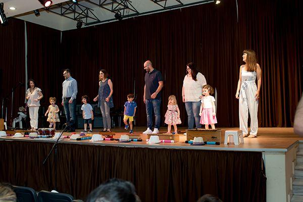 """Χαϊδάρι Σήμερα Μουσικό """"μάθημα"""" για γονείς και μικρά παιδιά στο Δαφνί"""