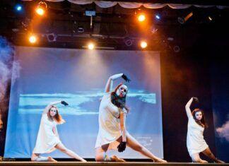 Χαϊδάρι Σήμερα Magic step(s) στον χορό από νεαρή ηλικία! 6