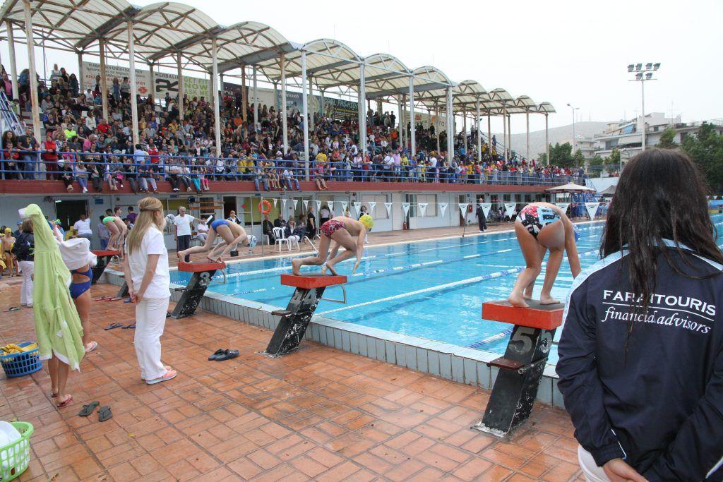 Χαϊδάρι Σήμερα Αναβάθμιση στο Δημοτικό Κολυμβητήριο Χαϊδαρίου 3