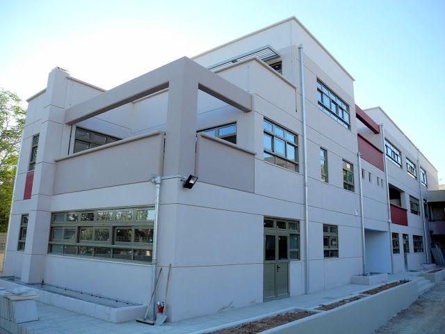 Χαϊδάρι Σήμερα Για την ενεργειακή αναβάθμιση των σχολείων του Χαϊδαρίου