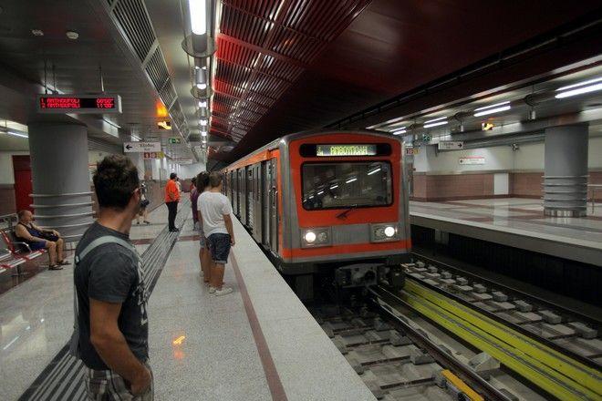 Χαϊδάρι Σήμερα Χωρίς μετρό για 24 ώρες η Αθήνα