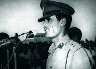 Χαϊδάρι Σήμερα Μουαμάρ Καντάφι. Κάποτε στο Χαϊδάρι..