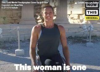 Χαϊδάρι Σήμερα Η απίθανη ιστορία της Tatyanna McFadden 1