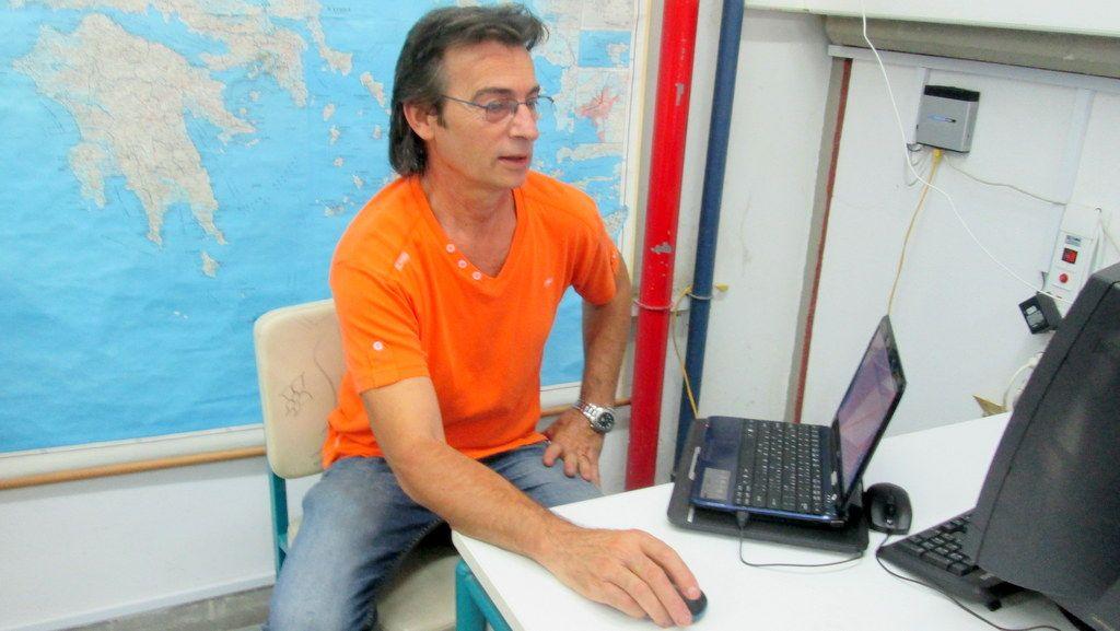 Χαϊδάρι Σήμερα Έλληνας πίσω από την Παγκόσμια Μηχανολογική Πατέντα που κάνει φιλικά τα κρουαζιερόπλοια στα ΑμΕΑ (video) 2