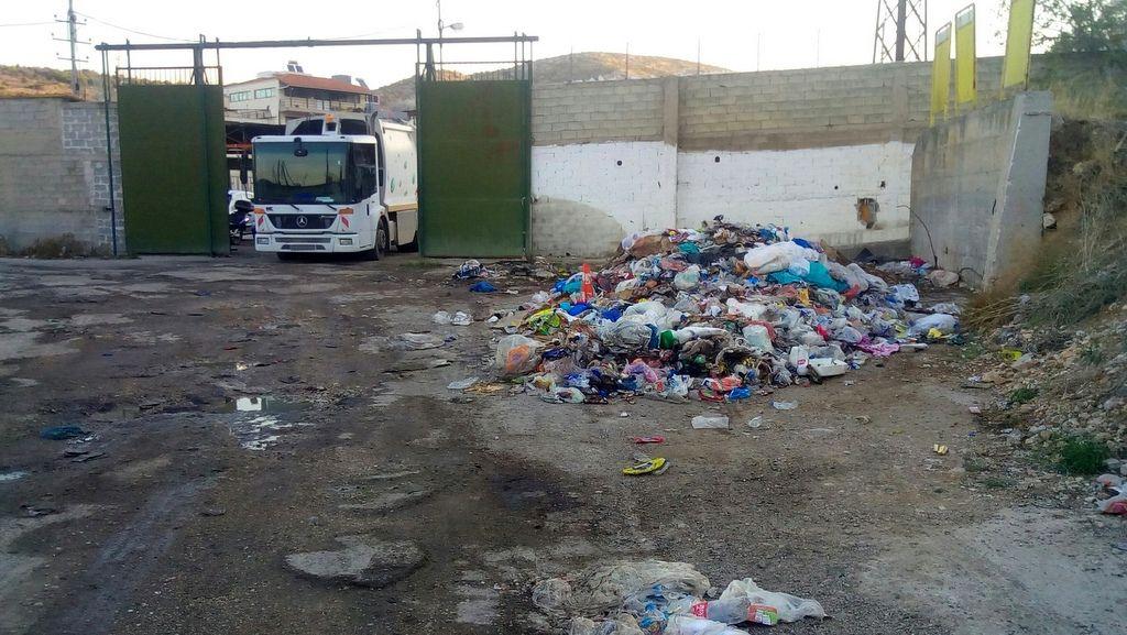 Χαϊδάρι Σήμερα Άτυπη χωματερή στο γκαράζ του Δήμου Χαϊδαρίου; 2