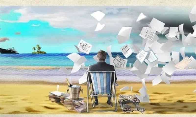Χαϊδάρι Σήμερα Ευρωκοινοβούλιο: «Χαίρε βάθος αμέτρητο» με τα Paradise Papers!