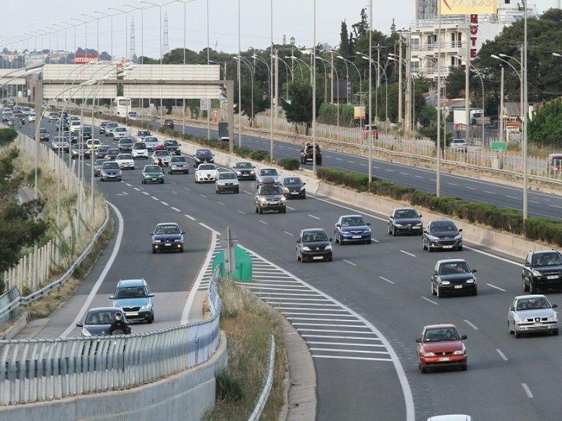 Χαϊδάρι Σήμερα Τέλος για τα διόδια στις εθνικές οδούς, θα πληρώνουμε ανά χιλιόμετρο