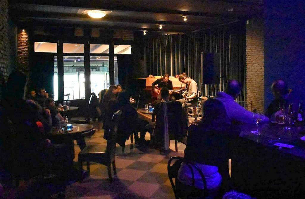 Χαϊδάρι Σήμερα Ρεβεγιόν με Τζαζ Επιλογές, στο ολόφρεσκο και ατμοσφαιρικό