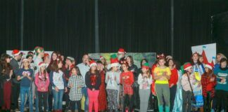 Χαϊδάρι Σήμερα Μαγική η χριστουγεννιάτικη θεατρική παράσταση των παιδιών της Γέφυρας Ζωής 4