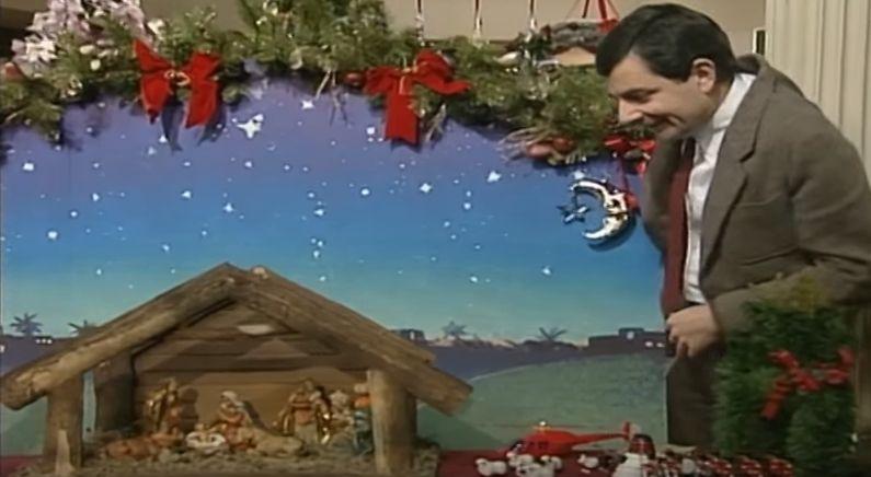 Χαϊδάρι Σήμερα Η... Γέννηση κατά τον Mr Bean !