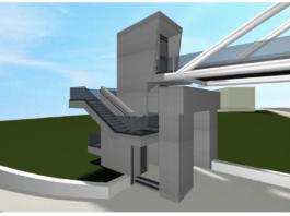 Χαϊδάρι Σήμερα Νέες πεζογέφυρες στη Λεωφόρο Αθηνών - Παρουσίαση, μακέτες, λειτουργικότητα 4