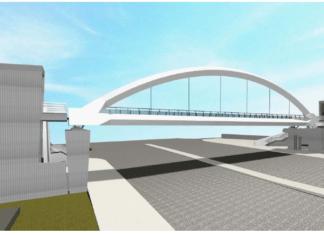 Χαϊδάρι Σήμερα Νέες πεζογέφυρες στη Λεωφόρο Αθηνών - Παρουσίαση, μακέτες, λειτουργικότητα 9