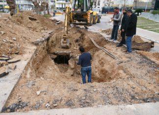 Χαϊδάρι Σήμερα Ξεκίνησε το έργο αποκατάστασης της οδού Πύλου - Άχθος η γραφειοκρατία 1