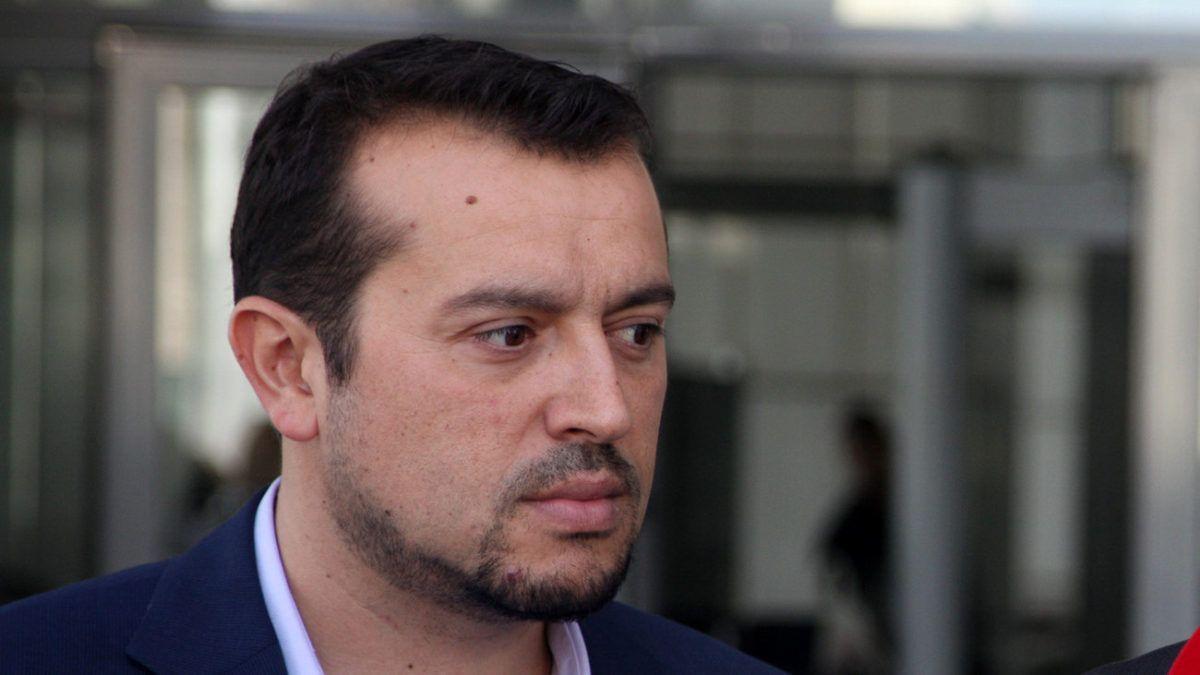 """Χαϊδάρι Σήμερα Νίκος Παππάς, """"Το πολιτικό μας σχέδιο"""" - Δημαρχείο Χαϊδαρίου 2"""