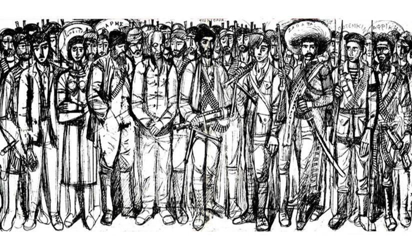Χαϊδάρι Σήμερα Η πορεία των αόπλων (1948) 1