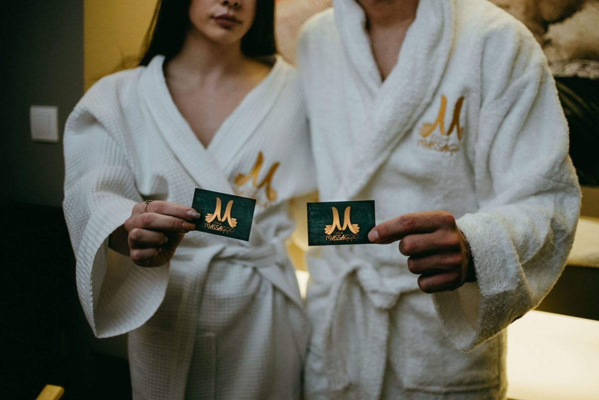 Νέα Άφιξη:  L' arte di massaggio!
