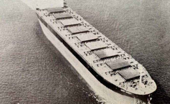 επισκευή πλοίου στον Σκαραμαγκά
